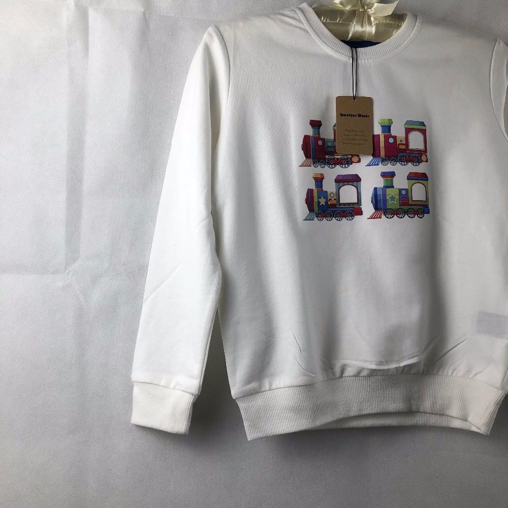 baby girl long tee boys cloth Girls Sweatshirt Kids Long Sleeve Tops Cotton boys T shirts Children Clothing
