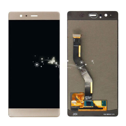 A LCD Display Digitizer Touch Screen Assembly Replacement For Huawei P9 Plus free shipping