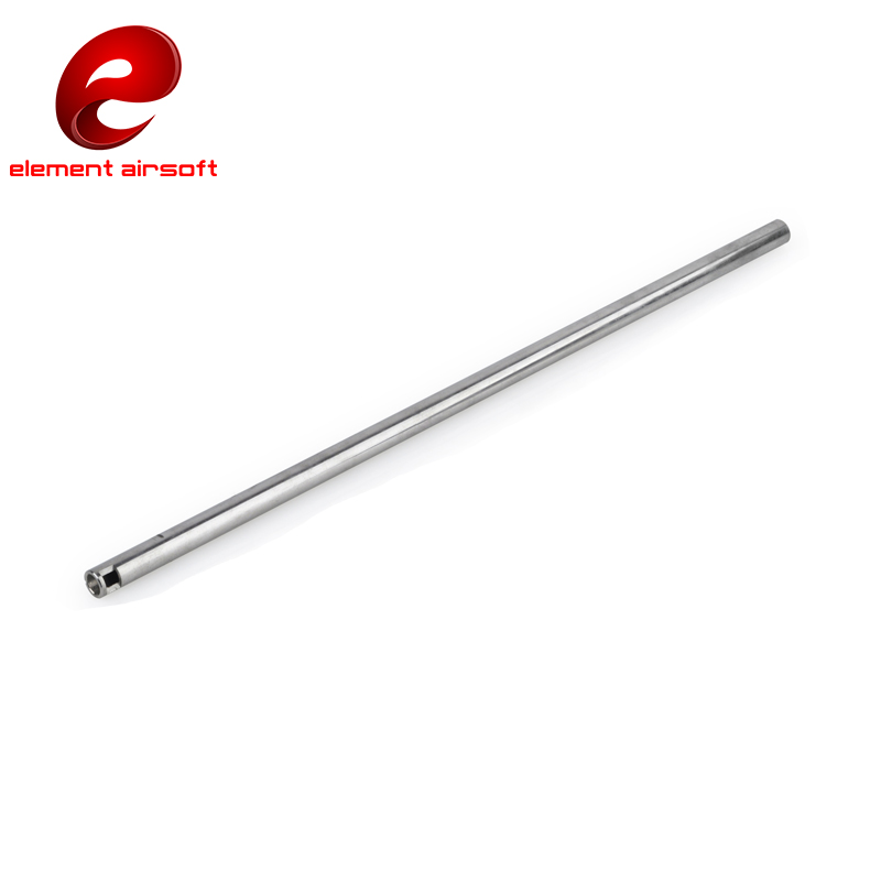 Image 3 - Element Stainless Steel Inside Diameter 6.04mm Length 280mm and 364mm Inner Barrel Paintabll Airsoft Rifle AEG Hunting AccessoriScope Mounts & Accessories   -