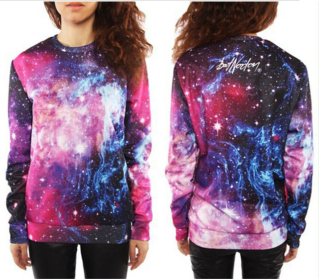 fabric nebula print sweat suit - photo #49
