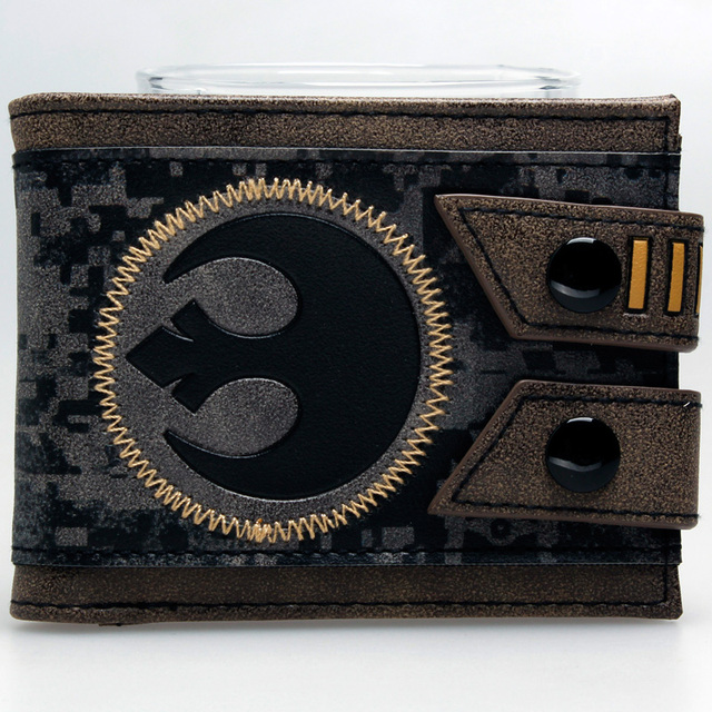 Star Wars  Bi-Fold Wallet DFT-12024