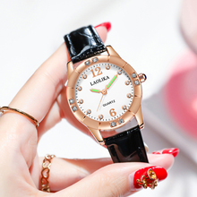 2019 Luxury Brand Women's Watch Simple Style Leather Band Quartz Watch Fashion Wristwatch Ladies Watches Clock For Women цена и фото