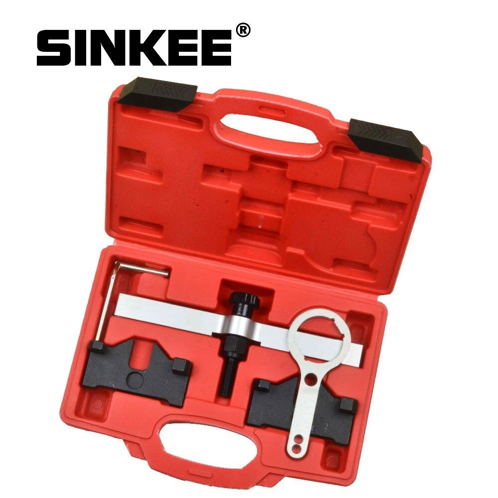 Kit d'outils de verrouillage de synchronisation d'alignement du moteur pour BMW N63 N74 Vanos V8 X6 X Drive 550i 750i 760i SK1287
