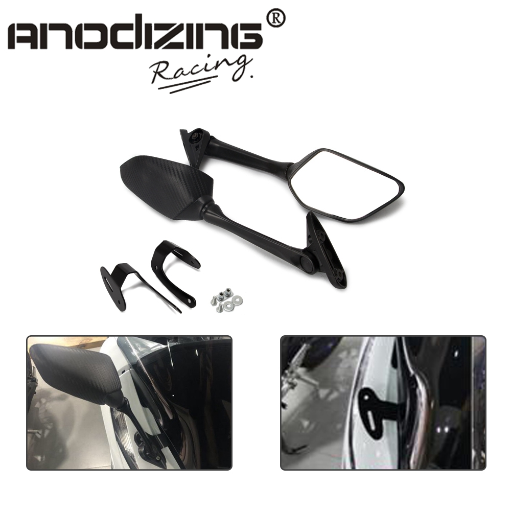 Modified Motorcycle Rear View Mirror Front Stand Holder Bracket for PCX 125 PCX 150 2017 2019