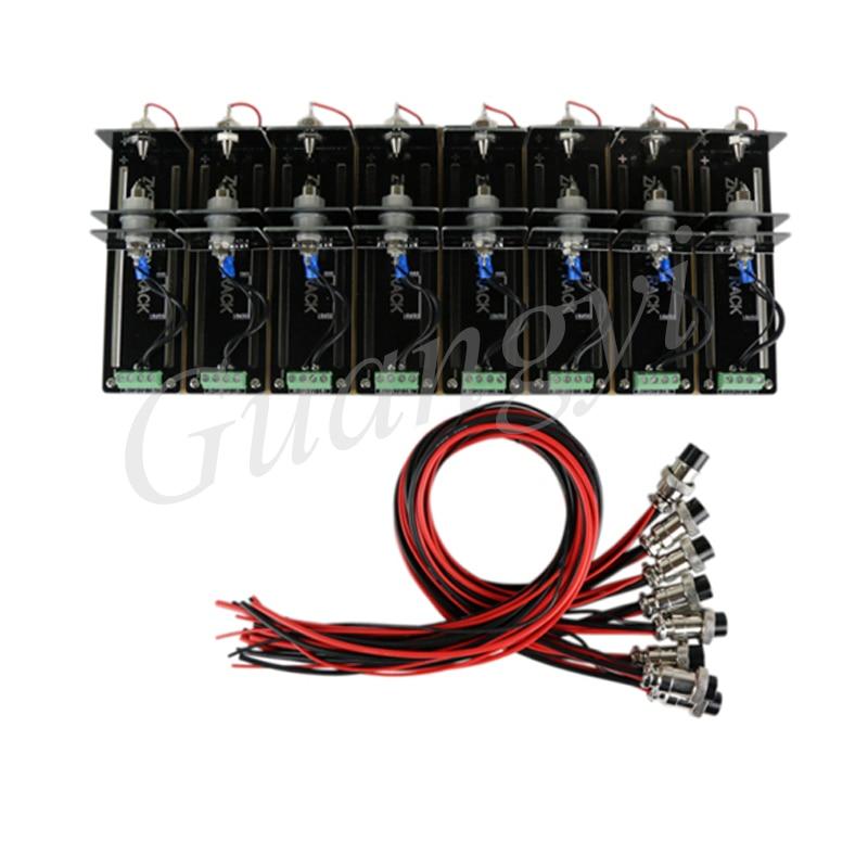 18650 26650 литиевая батарея тестовая стойка четырехпроводная батарея тестовая подставка