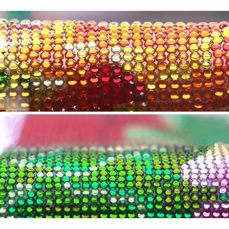 5D diamantna slika križni vložek Kit 55x100CM Kitajska štiri - Umetnost, obrt in šivanje - Fotografija 5