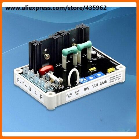 kutai ea04c avr regulador automatico de tensao para o gerador do alternador de alta