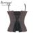 Mulheres ossos de aço em espiral steampunk burvogue corset overbust gótico espartilho cintura controle corset steampunk espartilhos e bustiers
