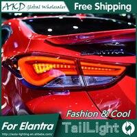One Stop Shopping Styling For Hyundai Elantra Tail Lights Korea Design New Elantra MD Tail Light