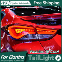 One Stop Shopping Styling For Hyundai Elantra Tail Lights Korea Design New Elantra MD Tail Light