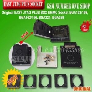 Image 3 - 2020 새 버전 풀 세트 Easy Jtag plus box Easy Jtag plus box + EMMC 소켓 (HTC/ Huawei/LG/ Motorola /Samsung /SONY/ZTE 용)