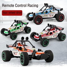 Electric RC Scale Remote Control Off-road Racing Car High Speed Stunt SUV Toy Gift For Boy Mini