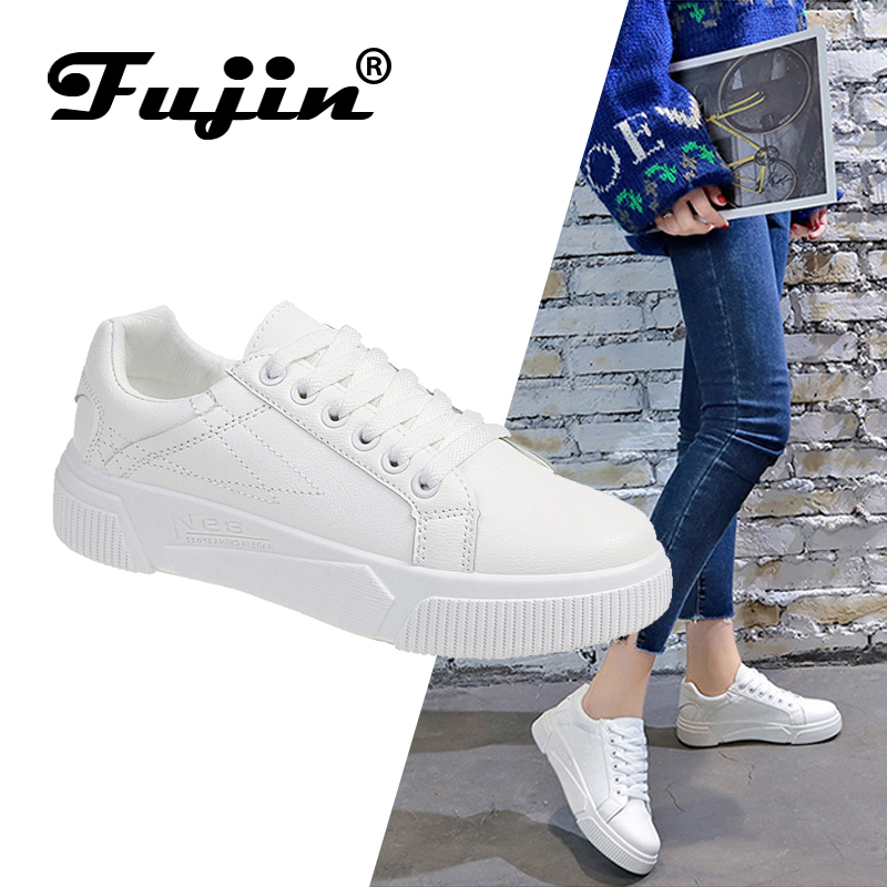 FUJIN Brand Women Flats Shoes W