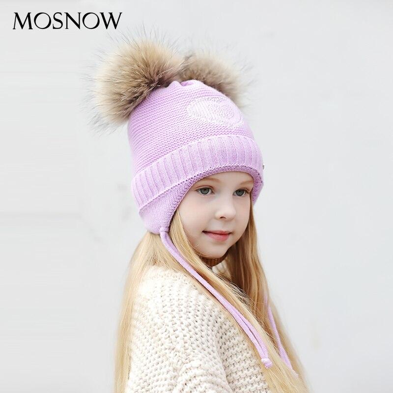 MOSNOW Laste müts, 2 värvivalikut