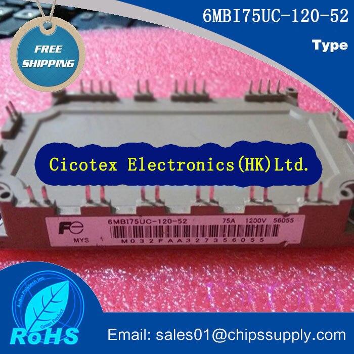 6MBI75UC-120-52 75UC-120-52 MODULE IGBT6MBI75UC-120-52 75UC-120-52 MODULE IGBT