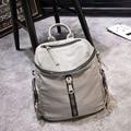 Г-жа сумка рюкзак новый высокого класса стиральная кожа женщины книга сумка Корейской версии оранжевый мешок завод прямой