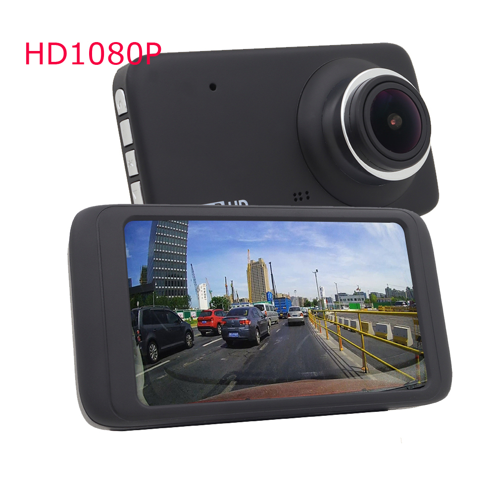 Dvr-Recorder Car Dvr Dash-Cam Wifi Night-Vision 4inch 1080HD Ips-Screen Digital 800--480