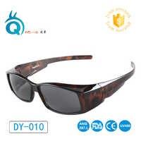 Envío Gratis ajuste gafas polarizadas gafas de sol para hombre y mujer, gafas funda de gafas de sol UV400 usar sobre myoia gafas de sol