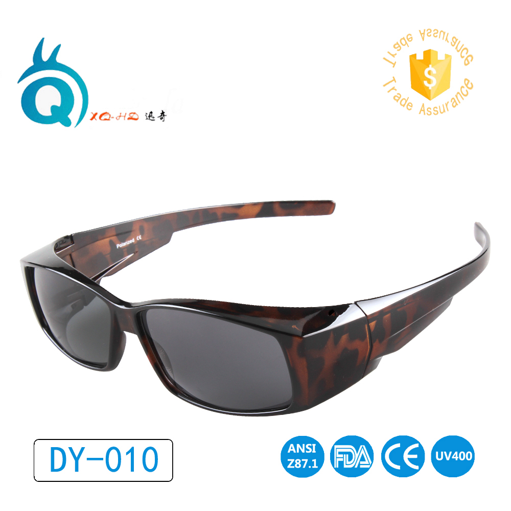 Free Shipping fit over glasses polarized sun glasses for men and women glasses cover sunglasses UV400 wear over myoia sunglasses feidu мода steampunk goggles sunglasses women men brand designer ретро side visor sun round glasses women gafas oculos de sol