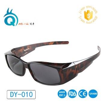 Free Shipping fit over glasses polarized sun glasses for men and women glasses cover sunglasses UV400 wear over myoia sunglasses