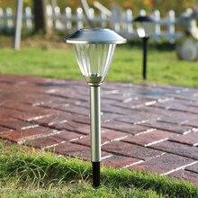 High Quality LED Solar Light Landscape Garden Decoration Lights Garden Path  Lighting Outdoor Lighting Solar Powered Lamps