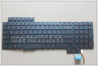 US New Laptop Keyboard for ASUS G752 0KN0 SI1US11 0KNB0 E610US00 V153062AS1 with backlit