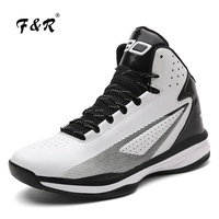 F&R Men's Curry 1 Basketball Shoes Rubber Stephen Non slip Outdoor Sneakers High Top Athletic Sport Boots Trainer Shoes 36 45