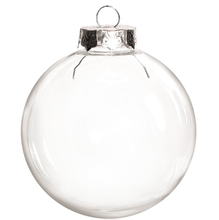 Promocja-DIY do malowania nietłukące jasne świąteczne dekoracje 80mm piłka plastikowa 10 opakowanie tanie tanio GrandFlavor 10SZT Piłkę