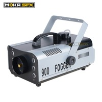 1 Pcs/lot chinese wholesaler 900w smoke machine led remote control fog machine stage dj effect smoke generator