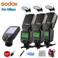 Godox TT685 TT685S 2.4G HSS TTL Camera Flash + X1T S Trigger Softbox gift kit for Sony A77II A7RII A7R A99 A58 A6500 A6000 A6300