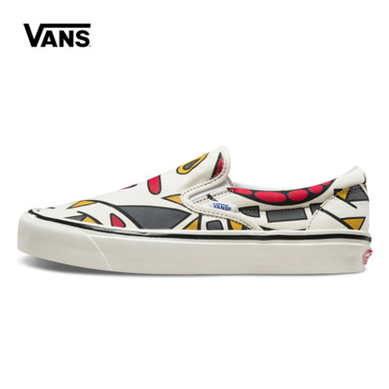 Original New Arrival Vans & Women Classic Slip-on Skateboard Shoes Sneakers Canvas Comfortable VN0A3JEXU7X / 7Y / 7Z sitemap 125 xml