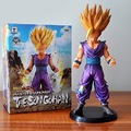 22CM Dragon Ball Z Master Stars Piece MSP The Son Gohan PVC Action Figure Collectible Model Toy