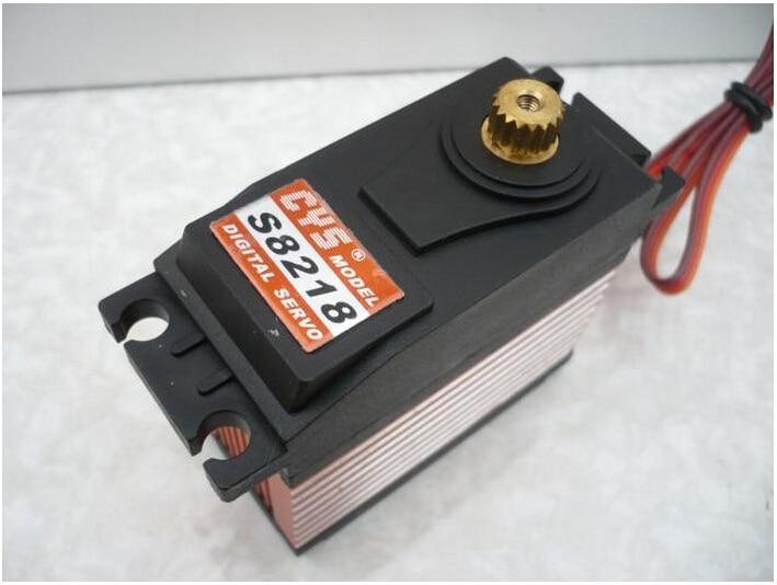 CYS S8218 8218 HV 40KG 0 18 sec Digital Servo for 1 4 1 5 RC