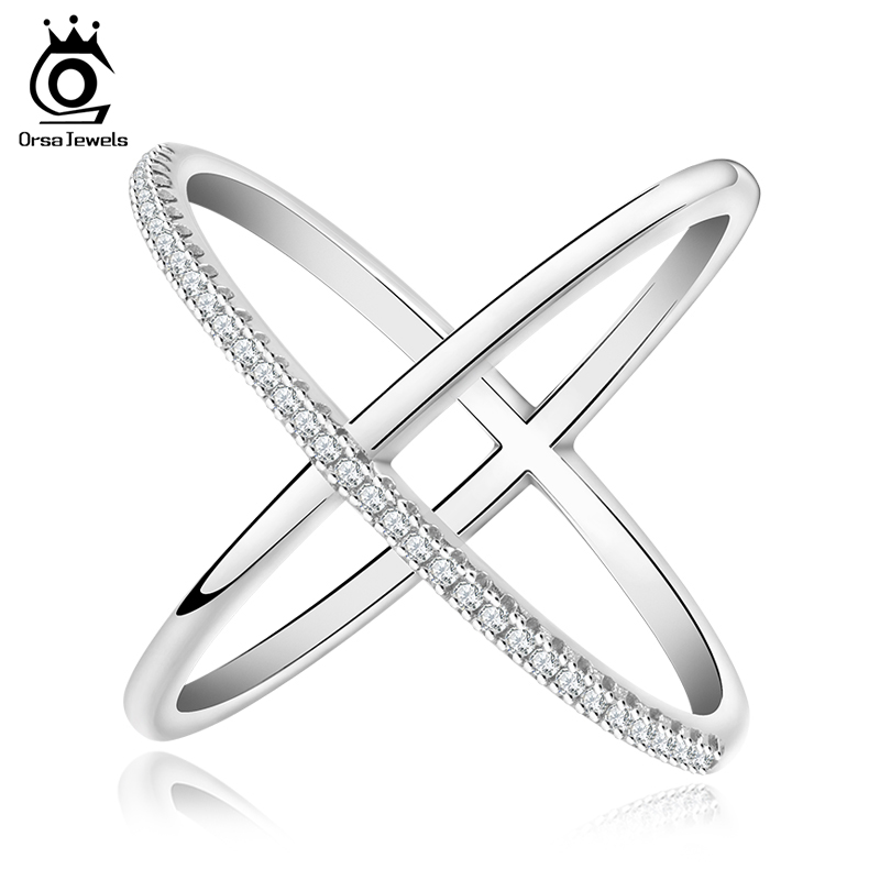 ORSA JEWELS 2017 Newest Design Infinity Rings