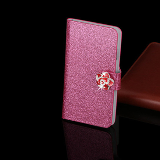 Luxury Wallet Flip PU Leather Case for Sony Ericsson Xperia Neo V MT11i MT15i cover Phone Cases With Card Holder