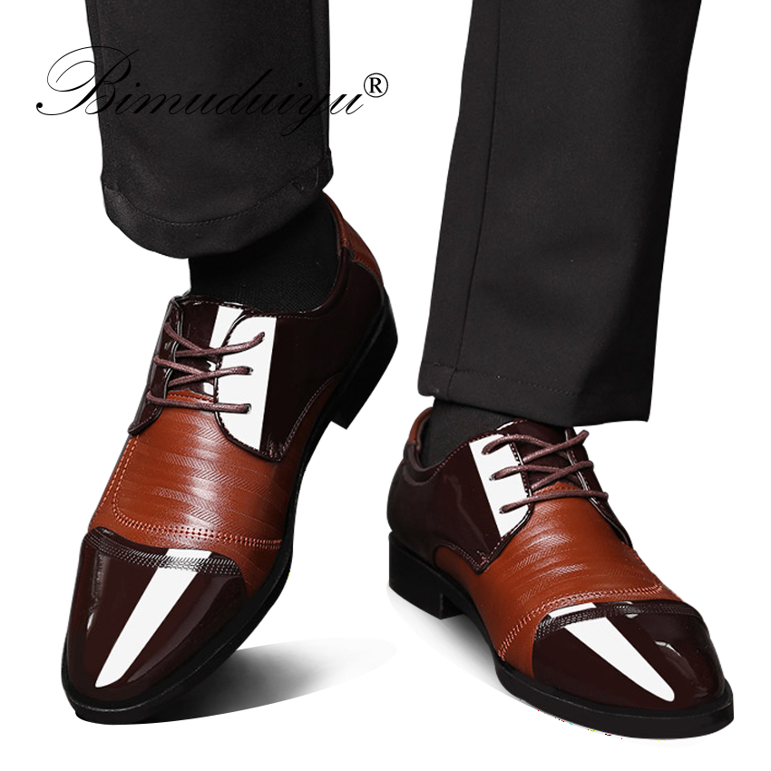 Soft Breathable Men Formal Shoes