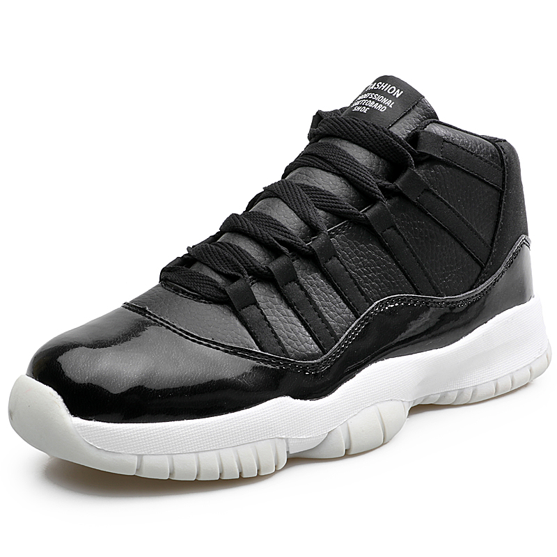 pas mal a3270 edb6f US $26.59 30% OFF|Cool Basket Homme 2018 Brand Sneakers Retro Basketball  Shoes Men Sneakers Outdoor Athletic Deportiva Jordan Shoes Plus Size 45-in  ...