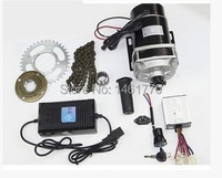 Hot Sale MY1122ZXF 450W 36V Electric Tricycle Motors DC Gear Brushed Motor Electric Bike Conversion Kit