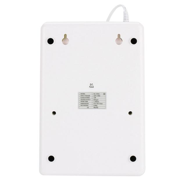 Digital Display Ozone Generator Ozonator Air Purifiers 600mg/h Oil Vegetable Meat Fresh Purify Air Water Household