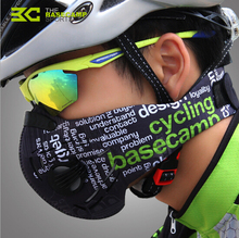 Basecamp Autumn Winter MTB Road Bike Bicycle Cycling Face Mask Multicolor Activated Carbon Anti Haze PM2