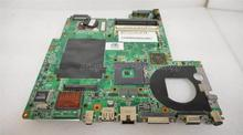 Original laptop Motherboard For hp dv2000 440777-001 for intel cpu with GF-GO7200-N-A3 Non-integrated graphics card 100% tested