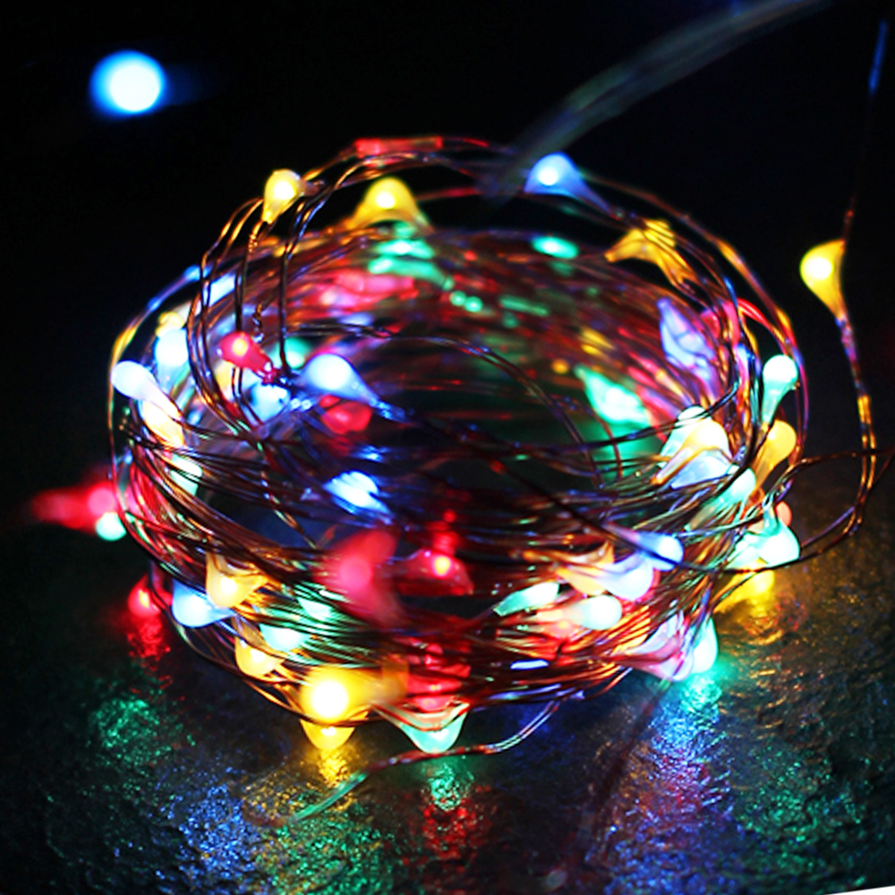 10M 20M Garland Solar Powered Copper Wire LED Fairy Light Waterproof for Christmas Garden Holiday Decorative LED Lights         10M 20M Garland Solar Powered Copper Wire LED Fairy Light Waterproof for Christmas Garden Holiday Decorative LED Lights
