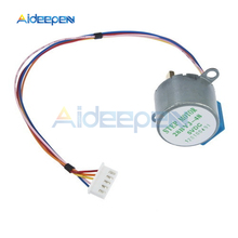 цена на 28BYJ-48 Reduction Step Gear Stepper Motor DC 5V 4 Phase 28byj 28byj48 for Arduino