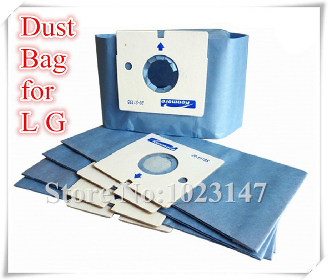 Vacuum Cleaner Dust Bags For LG Models