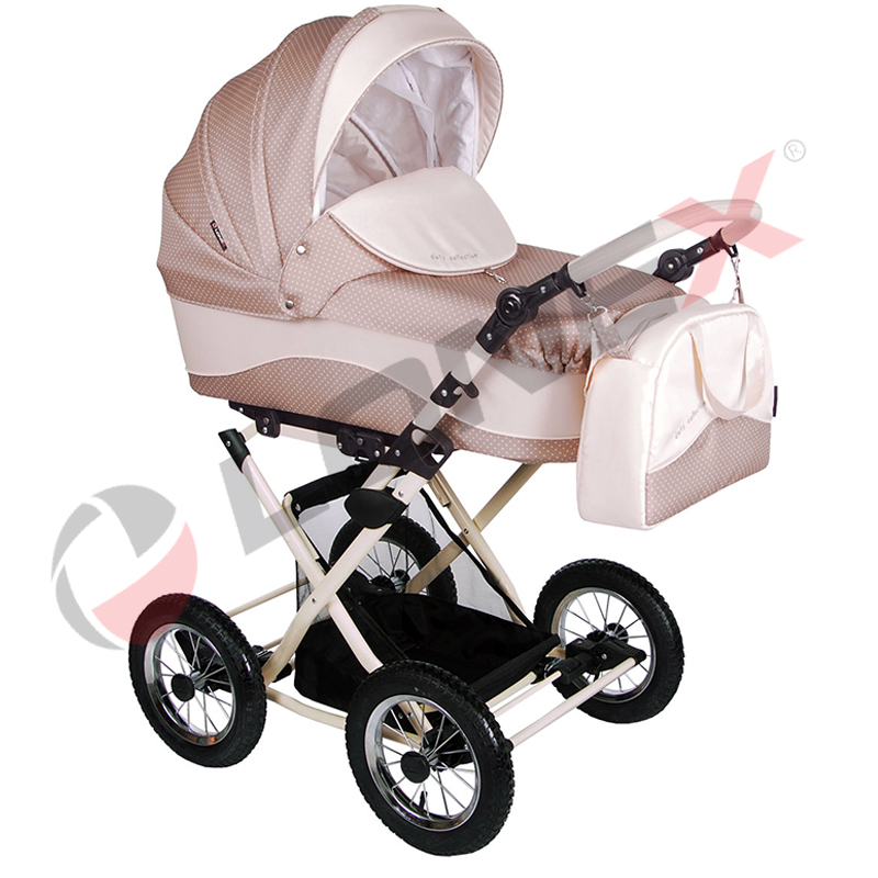 цена на Carrozza Baby Stroller for winter Poland  2 in 1 LONEX Russia Free deliver from Russia