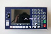 4 Axis 3 5 Inch LCD Screen CNC Controller Lathe Mini Milling Machine Servo USB Stepper