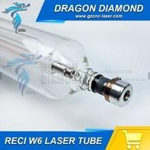 Reci W6 150 W CO2 Laser Tube Longueur 1650mm Dia. 80mm pour Laser CO2 Gravure De Coupe Machine Mise À Niveau S6 Z6