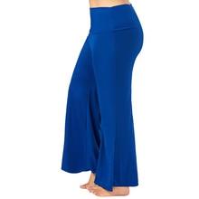 Women's Summer Elastic Waist Cotton Loose Pants
