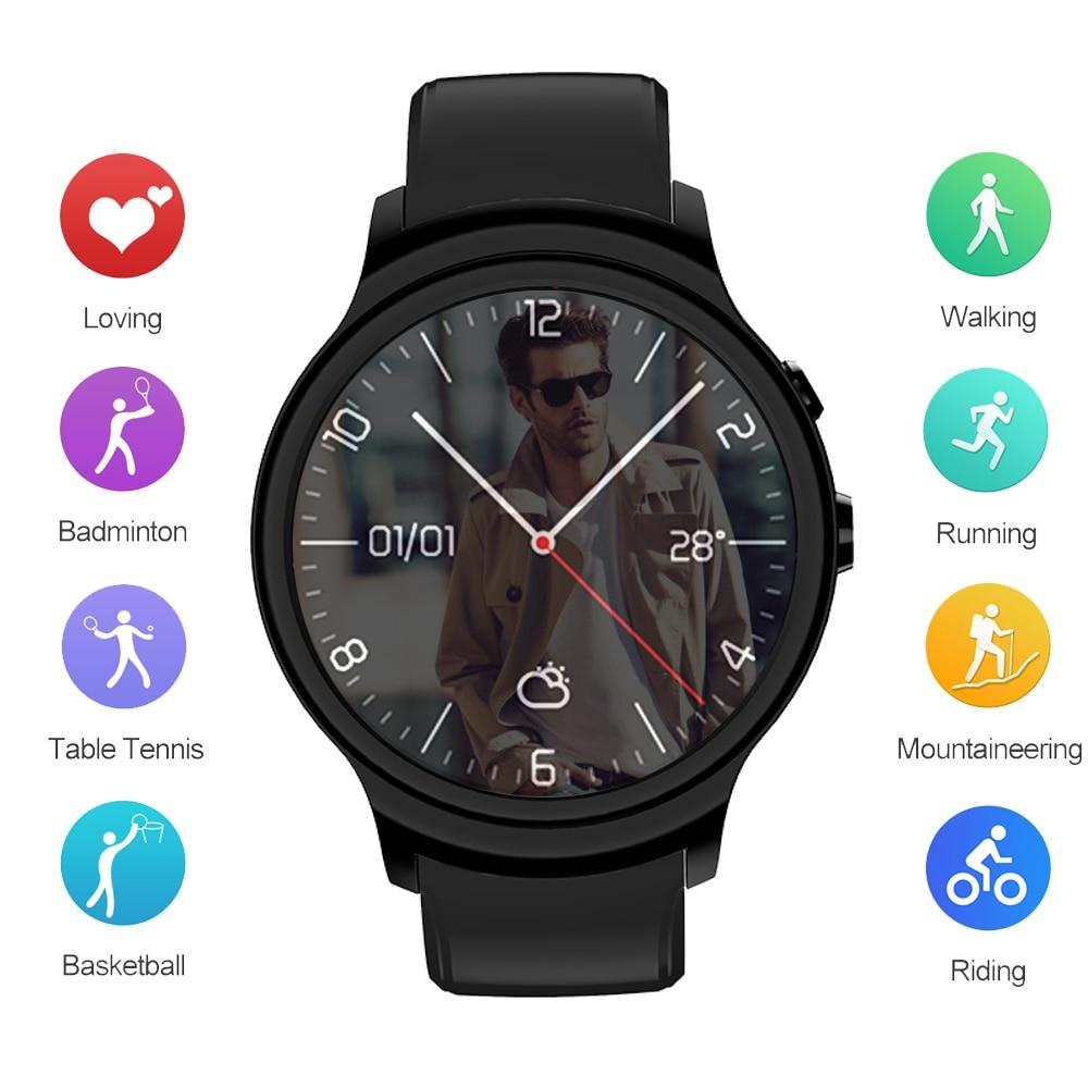 Smart Watch Men's Watch Women Bracelet Waterproof 2018 Bluetooth Heart Rate Sport Watches For Men Fashion IOS Android Saat
