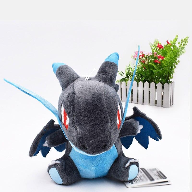 ALI shop ...  ... 32893301000 ... 3 ... 4 Styles Q Version Mega Charizard X&Y Mega Charizard Y Mega Evolution  Animal Stuffed Peluche Plush Quality Toys For Children  ...
